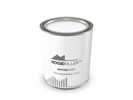 Noisekiller White/Grey